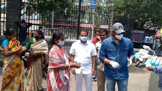 Hero Sree Vishnu Helping Poor People | India Lockdown | Janata Curfew - TFPC