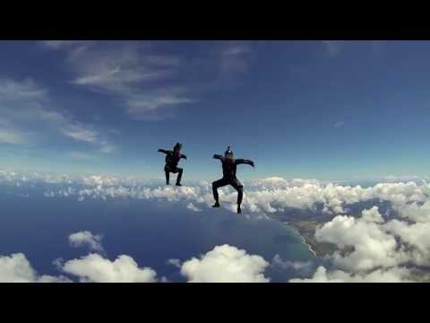 Skydiving in Paradise - GoPro3 Black Edition - September 2013