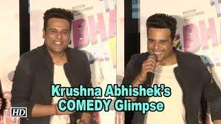 """Krushna Abhishek COMEDY Glimpse  """"Teri Bhabhi Hai Pagle"""" Trailer Launch - IANSINDIA"""
