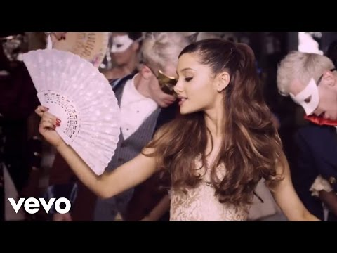 "Ariana Grande Feat. Big Sean ""Right There"" Video"