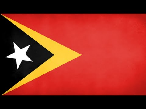East Timor National Anthem - Pátria (Instrumental)