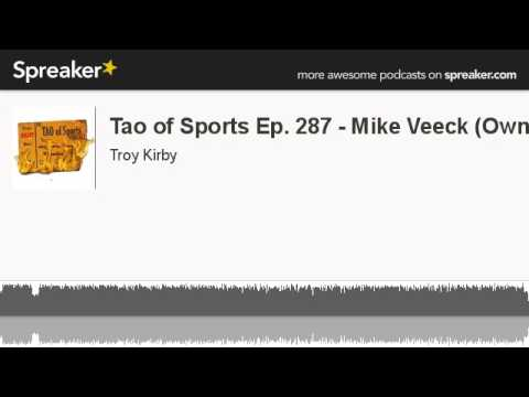 Tao of Sports Ep. 287 - Mike Veeck (Owner, St. Paul Saints) (made with Spreaker)