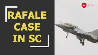 Rafale deal: Supreme court begins hearing crucial Rafale jet deal case - ZEENEWS