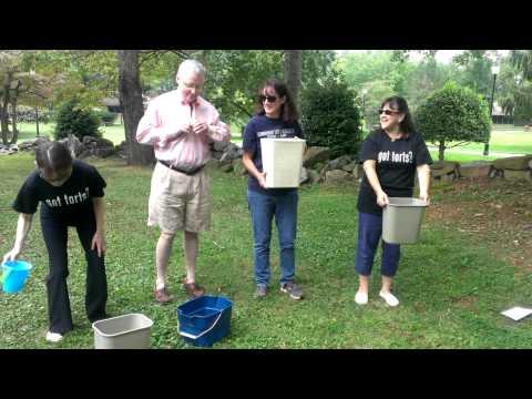 Widener Law Delaware ice bucket challenge