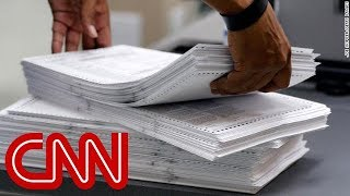 Florida Senate race headed to manual recount - CNN