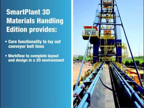 SmartPlant 3D Materials Handling Edition