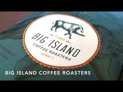 Paper Inspiration #170. Big Island Coffee Roasters