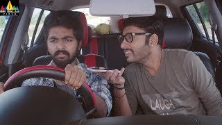 Chennai Chinnodu Movie RJ Balaji Comedy with GV Prakash | Latest Telugu Movie Scenes - SRIBALAJIMOVIES