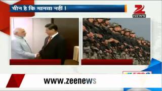 Modi sets own protocol, to receive Xi Jinping in Ahmedabad - ZEENEWS