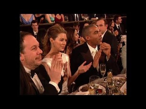 Kyra Sedgwick Wins Best Actress TV Series Drama - Golden Globes 2007
