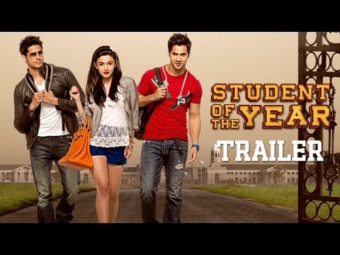 Student of The Year - Official Trailer | HQ