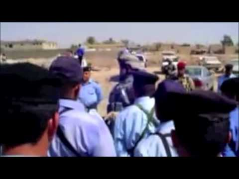 Iraqi Security Forces vs. Army Sgt - Motivational Speech