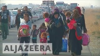 Battle for Mosul: UN concerned over ISIL's killing of civilians - ALJAZEERAENGLISH