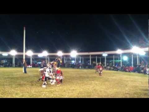 Kehewin Powwow 2012 Mens Chicken Fight Finalists
