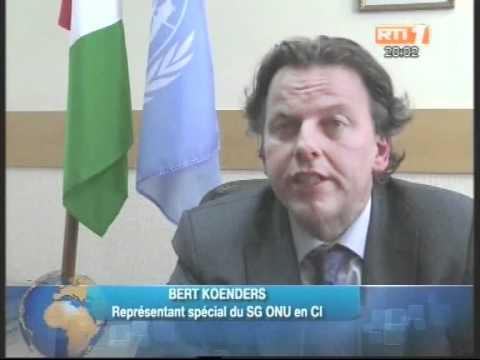 Le Libéria ferme ses frontieres avec la Côte d'Ivoire: Les Nations Unies demande des explications