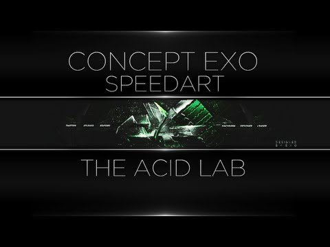 Speedart #1 TheAcidLab