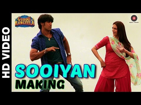 Guddu Rangeela - Making of Sooiyan