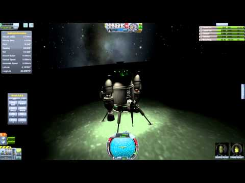 Kerbal Space Program - Reusable Space Program Episode 27 - Making It Up As We Go