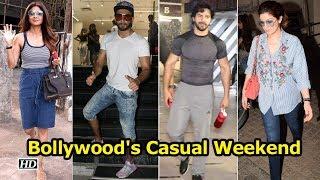 Bollywood's Casual Weekend - IANSINDIA