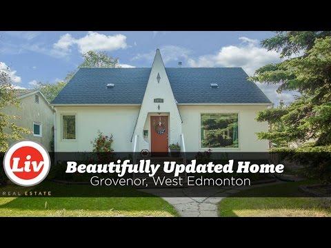 Grovenor, West Edmonton Home for Sale - 10242 147 Street