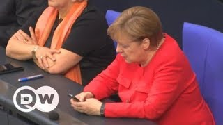 Merkel's Government - Mired in Conflict? | DW English - DEUTSCHEWELLEENGLISH