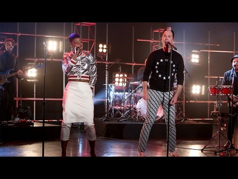 Fitz and The Tantrums Perform 'HandClap'