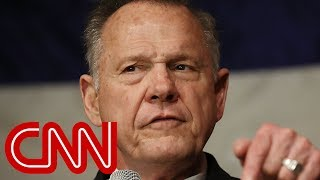 Stelter: Roy Moore masters Trump's anti-media playbook - CNN