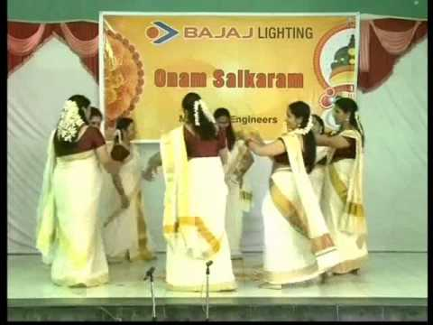 Thiruvathirakali ONAM 2011.wmv