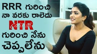 Actress Eesha Rebba About Her Upcoming Movies | RRR | NTR Biopic |TFPC - TFPC