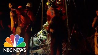 Man Rescued From Arizona Mine Shaft After Two Days | NBC News - NBCNEWS