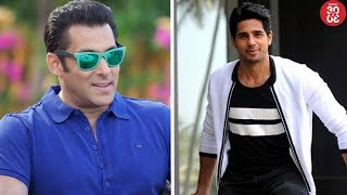 Salman To Do A Cameo In 'Loveratri'? | Sidharth Finding Producers For Vikram Batra Biopic? - ZOOMDEKHO
