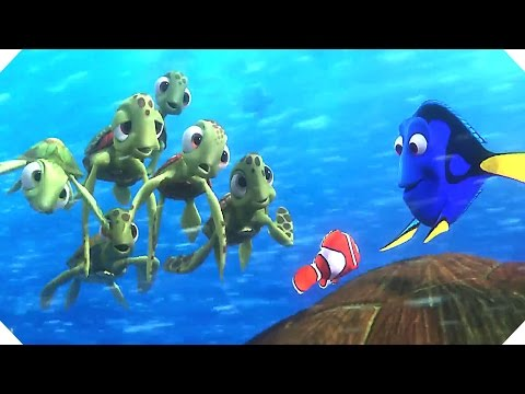 Disney Pixar's FINDING DORY - Movie Clip # 1