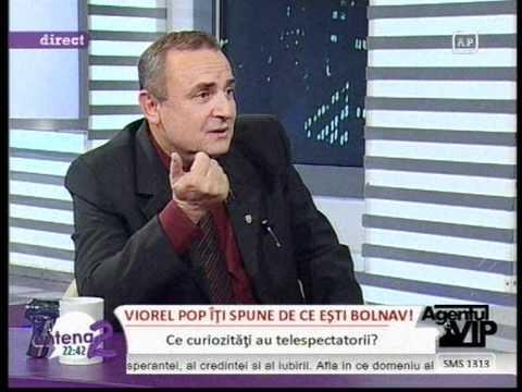 Emisiune Viorel Pop la Cristi Brancu 27 iunie 2011, Antena 2