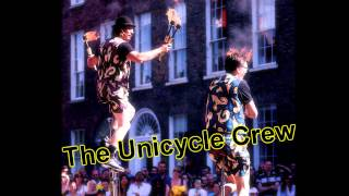 Royalty Free :The Unicycle Crew