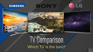 TV Comparison: Sony Z9D Series, Samsung KS9000, and the LG OLED G6P