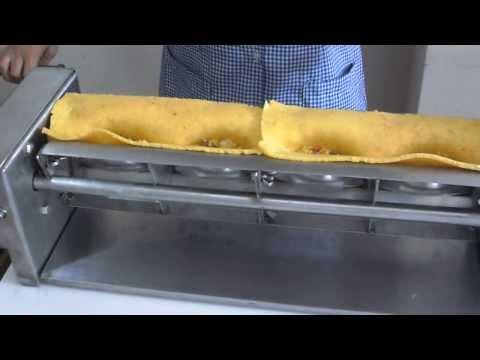Maquina para hacer empanadas