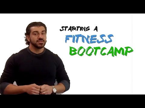 Fitness Bootcamp Video