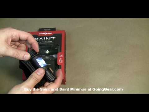 Surefire Saint & Saint Minimus LED Headlamp Review