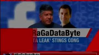 Congress has never hired Cambridge analytica: Randeep Surjewala, Congress - NEWSXLIVE