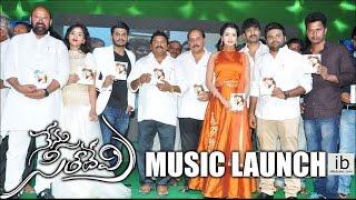 Nenu Seethadevi music launch - idlebrain.com - IDLEBRAINLIVE