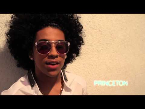 Behind the Scenes of Mindless Behavior's All Around The World Photo Shoot