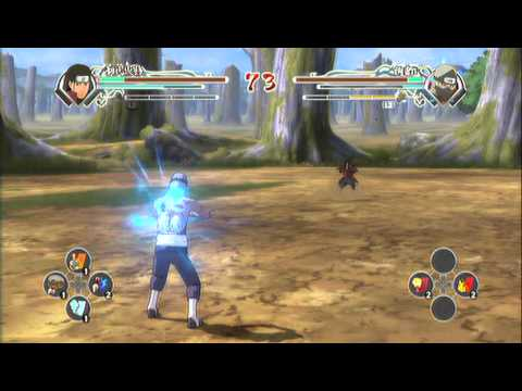 Survival Mode Hashirama (1st Hokage) vs Akatsuki Naruto Ultimate Ninja Storm Generations