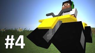 ВЕЧНЫЙ КВАДРИК - Minecraft (Без Границ)