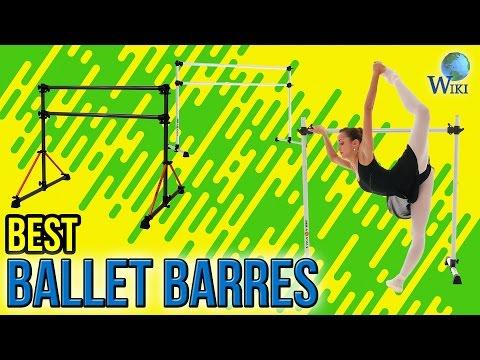 6 Best Ballet Barres 2017