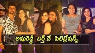 Ashu Reddy Birthday Celebrations | Bigg Boss 3 Telugu Ashu Reddy | Samantha Ashu - RAJSHRITELUGU