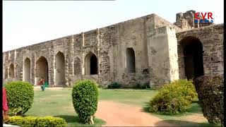 Huge No of Visitors Rush to Golconda Fort | CVR News - CVRNEWSOFFICIAL