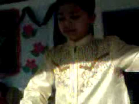 Uzair Mehboob speech on Meelad on Feb,2013 in Alfaisal Model school Peshawar