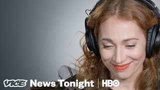 Regina Spektor's Music Corner Ep. 2: VICE News Tonight (HBO) - VICENEWS