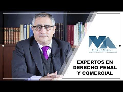 Defensas Penales Matus & Compañia Limitada: Abogado Penalista - Comercial