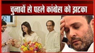 Priyanka Chaturvedi quits Congress, joins Shiv Sena प्रियंका चतुर्वेदी, शिव सेना, कांग्रेस - ITVNEWSINDIA